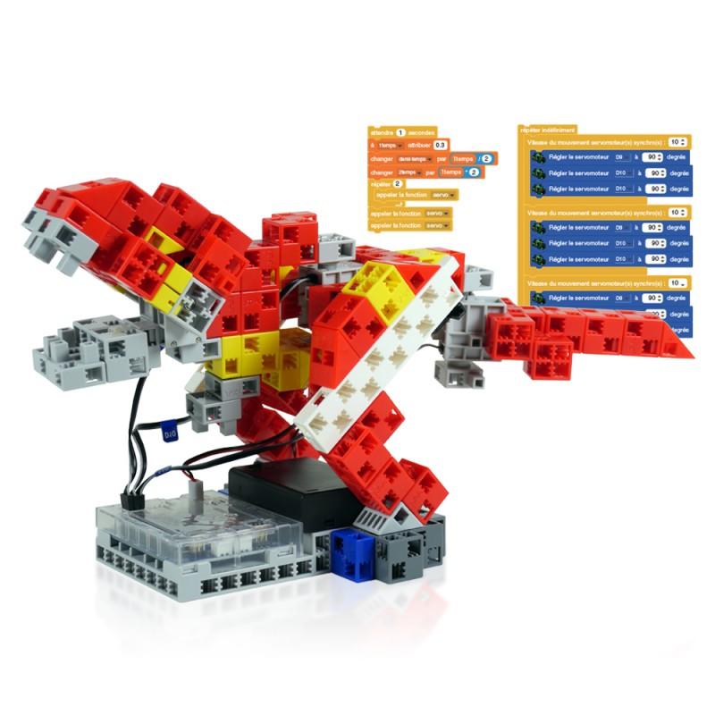 codage robot ecole